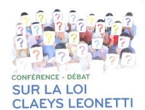 Conférence loi claeys leonetti img